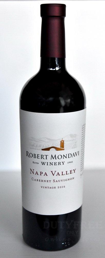 Robert Mondavi Napa Valley Cabernet Sauvignon 2016