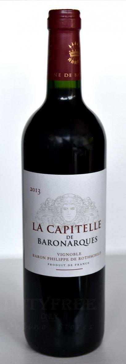 La Capitelle de BaronArques - Limoux 2013