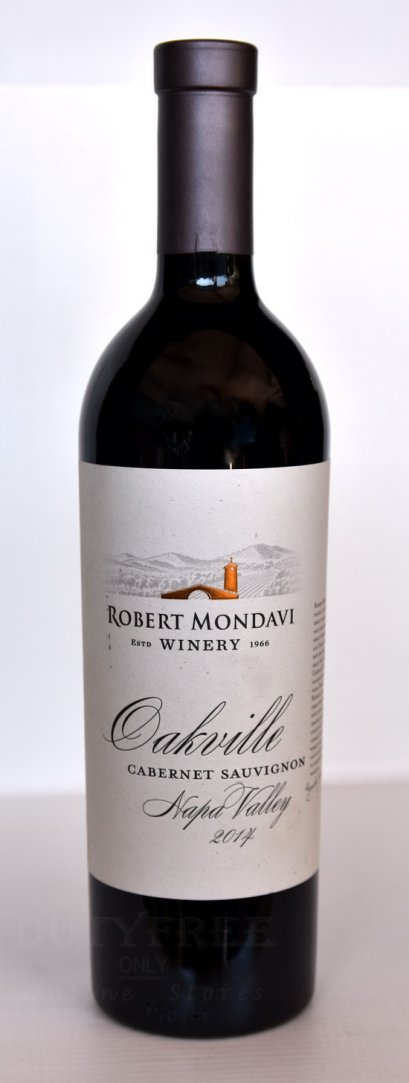 Robert Mondavi Cabernet Sauvignon Oakville 2016