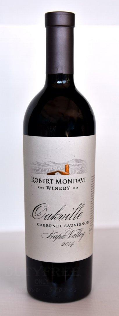 ลัง 12 ขวด Robert Mondavi Cabernet Sauvignon Oakville 2016