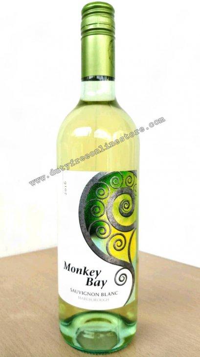 ลัง 12 ขวด Monkey Bay Sauvignon Blanc 2018