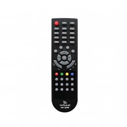 Remote control for HD-Q168