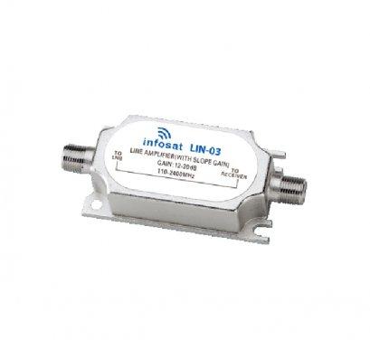 Line amplifier Infosat : LIN-03