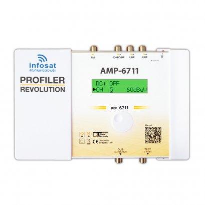 INFOSAT AMP-6711 Pro-Amplifier