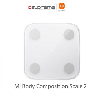 Xiaomi Mi Body Composition Scale 2 ที่ชั่ง ตาชั่ง เครื่องชั่งน้ำหนักดิจิตอลอัจฉริยะ