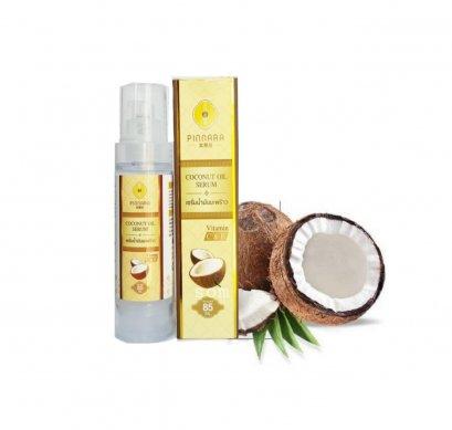 Pinnara Coconut Oil Serum พิณนาราเซรั่มน้ำมันมะพร้าว 85 ml.