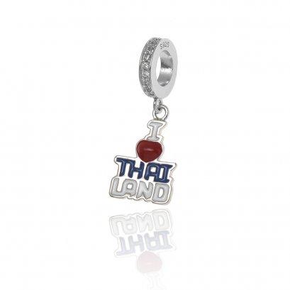 """I Love Thailand"" Charm"