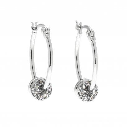 Glowing WhiteStar dust Earrings