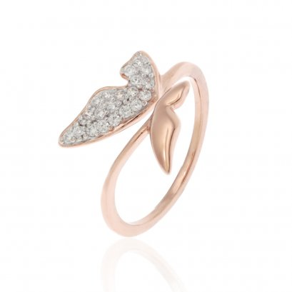 Butterfly Freesize Ring