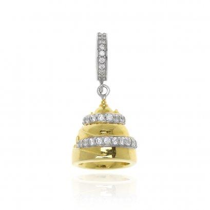 Thai Gloden Bell Charm