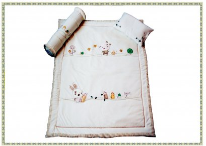 Bedding Sets 3 pcs - Honey Bee style