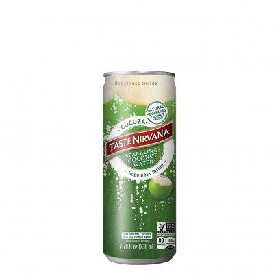 COCOZA l Sparkling Coconut Water 230 ml.