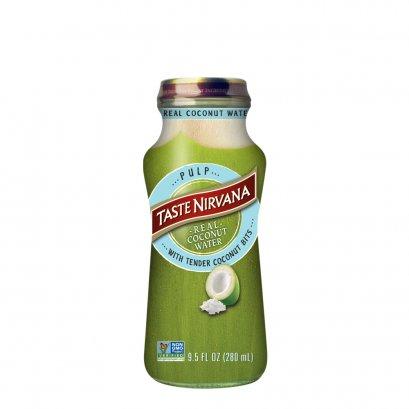 น้ำมะพร้าวผสมเนื้อมะพร้าว 100% 280 ml