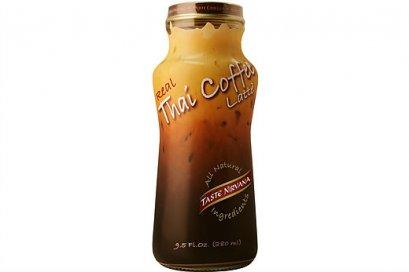 Taste Nirvana Real Thai Coffee Latte [9.5 oz.fl.] (Pack of 12)
