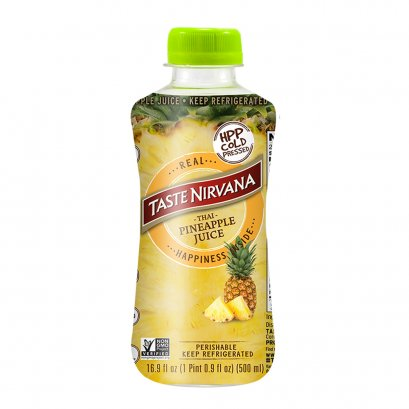 100% pineapple juice 500 ml.