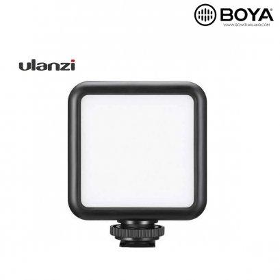 Ulanzi VL49 Mini LED Video Light ไฟต่อเนื่อง