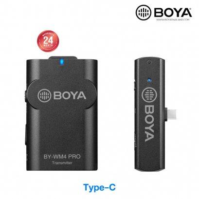 BOYA by-WM4 PRO-K5 Wireless Microphone