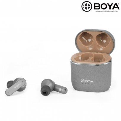 Boya BY-AP4-G Advanced TWS Earbuds-Grey