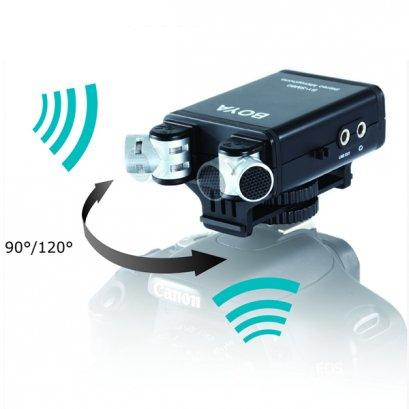 BOYA BY-SM80 Stereo X/Y condenser microphone
