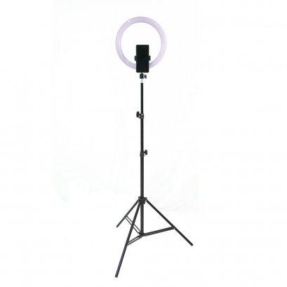 ชุดไฟสำหรับมือถือAPG Ring Light 10 + Weifeng WT-803 light stand