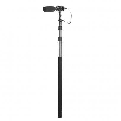 ฺBoya BY-PB25 Carbon Fiber Boompole With Internal XLR Cable