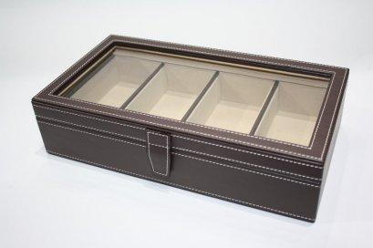 กล่องแว่นตา 4 ช่อง