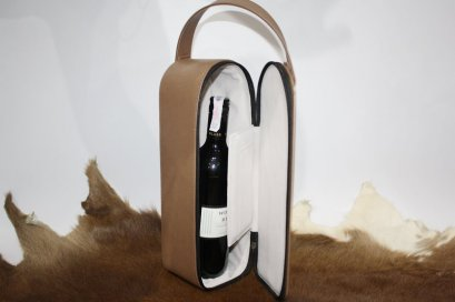 กระเป๋าไวน์เดี่ยว / Single Wine Bag