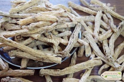 ตั่งเซียม หรือ ตั่งเซิน (Codonopsis Root)