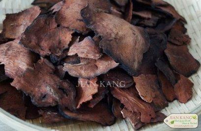 ห่อสิ่วโอว หรือ เหอโส่วอู (Fleeceflower Root)
