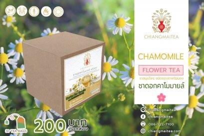 ชาดอกคาโมมายล์ พร้อมชง 30 ซอง