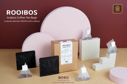 ชารอยบอส กาแฟอาราบิก้า พร้อมชง Rooibos Arabica Coffee Tea Bags