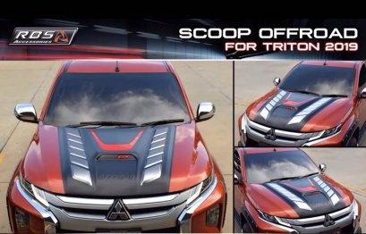 SCOOP OFFROAD TRITON 2019