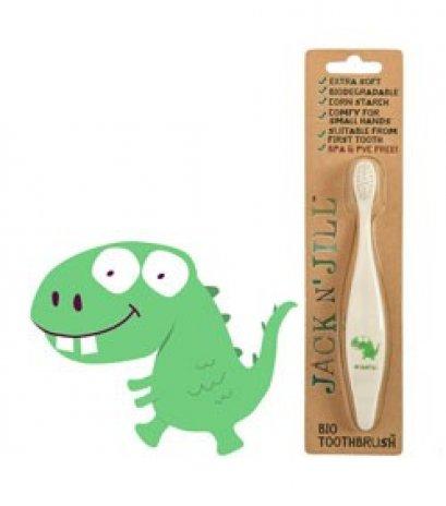 Jack N' Jill Bio Toothbrush Dino