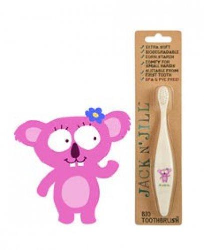Jack N' Jill Bio Toothbrush Koala