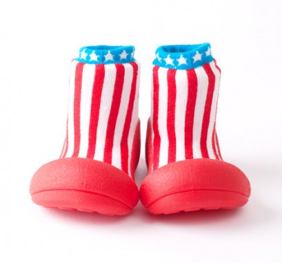 Attipas  รองเท้าหัดเดิน Little Star Red 8852526271974