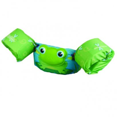 STEARNS Puddle Jumper 3D Deluxe (3D Bahamas Frog)