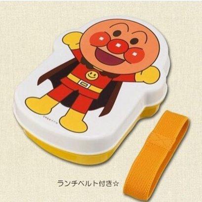 กล่องใส่ขนมพร้อมสายรัดอังปังแมน