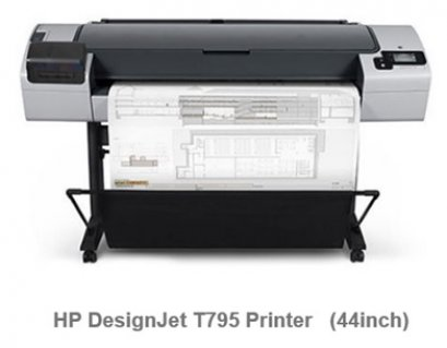 HP Designjet T795 44-in ePrinter