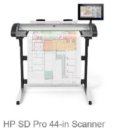 HP Designjet SD Pro Scanner