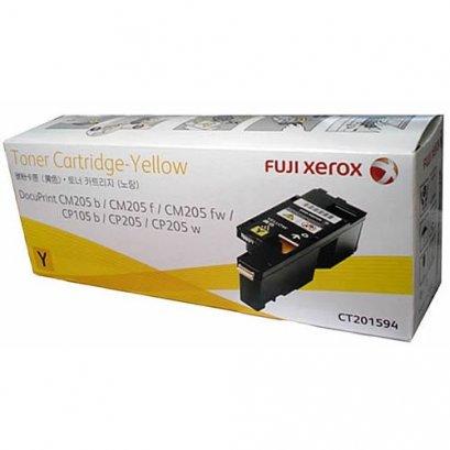 Fuji Xerox Yellow Toner