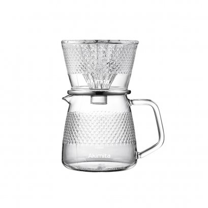 Akimita : Glass Coffee Dripper and Server Set CPC020B-05