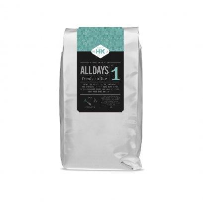 Hillkoff Alldays Fresh Coffee No.1