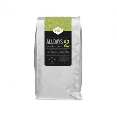 Hillkoff Alldays Fresh Coffee No.2