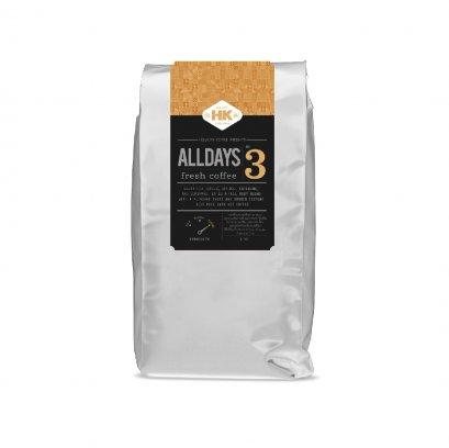 Hillkoff Alldays Fresh Coffee No.3