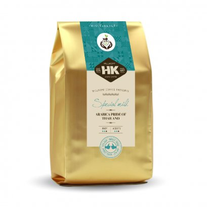 Special Mild : กาแฟอราบิก้าแท้ 100% สูตร สเปเชียลมายด์ตรา ฮิลล์คอฟฟ์ (Special Mild Roast) 500 กรัม