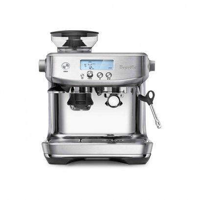 Breville BES878SSS Coffee Machine : Steel