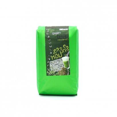HK ชาเขียวผงป่น : หอมมั๊ก 500 กรัม