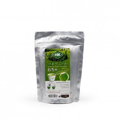 Matcha Green Tea ผงชาเขียวมัทฉะแท้เข้มข้น 100%