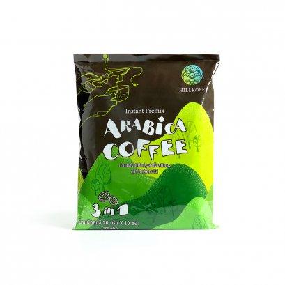 HILLKOFF ARABICA COFFEE 3 IN 1
