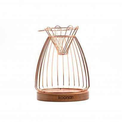 Koonan KN-9120 Bird's Nest Stl Rose Gold
